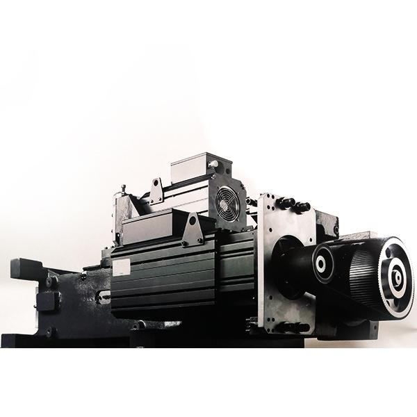 油电复合高精度伺服机械系统
